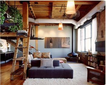 [Inspiration] Seven Amazing Lofts