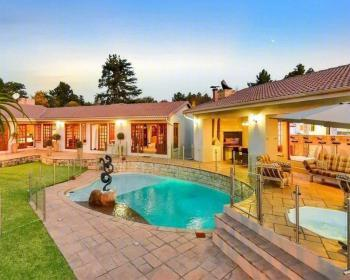 4 Bedroom House For Sale In Douglasdale Johannesburg