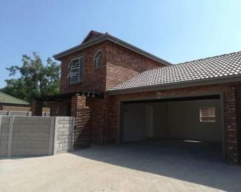 3 Bedroom Duplex For Sale In Brits, Bojanala